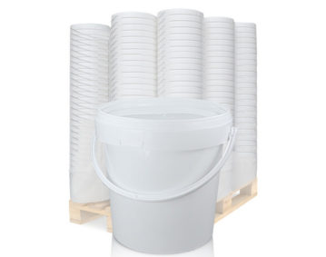 Round Packaging Container